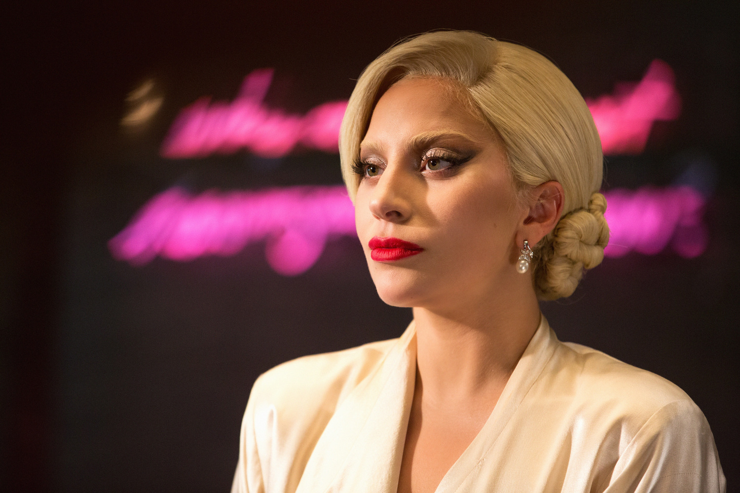 "AMERICAN HORROR STORY -- ""Room Service"" Episode 505 (Airs Wednesday, November 4, 10:00 pm/ep) Pictured: Lady Gaga as The Countess. CR: Doug Hyun/FX"